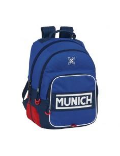 Mochila doble compartimento Retro de Munich
