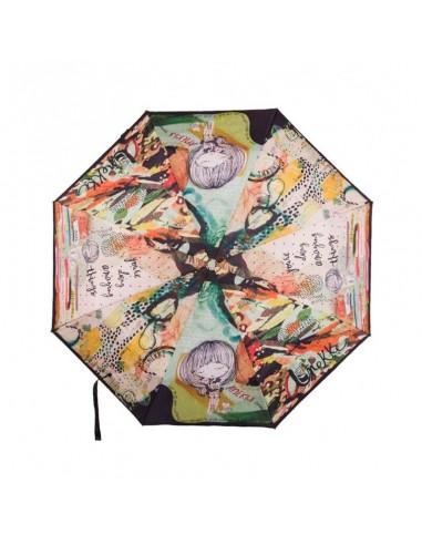 Paraguas Plegable Manual Jungle