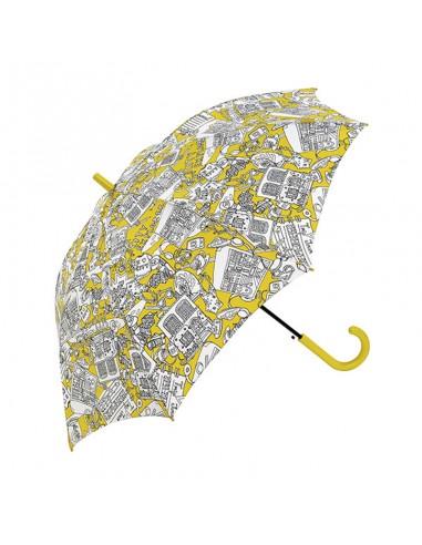 Paraguas Infantil Automático Paint...