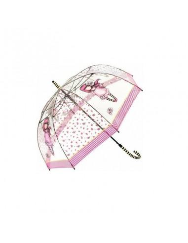 Paraguas Automático Transparente...
