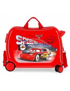 Maleta Infantil Cars Speed...