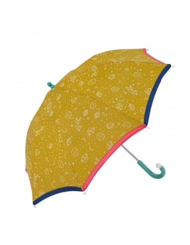 Paraguas Infantil Largo Espacio Clima...