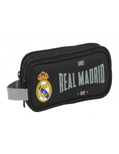 Estuche Doble Real Madrid